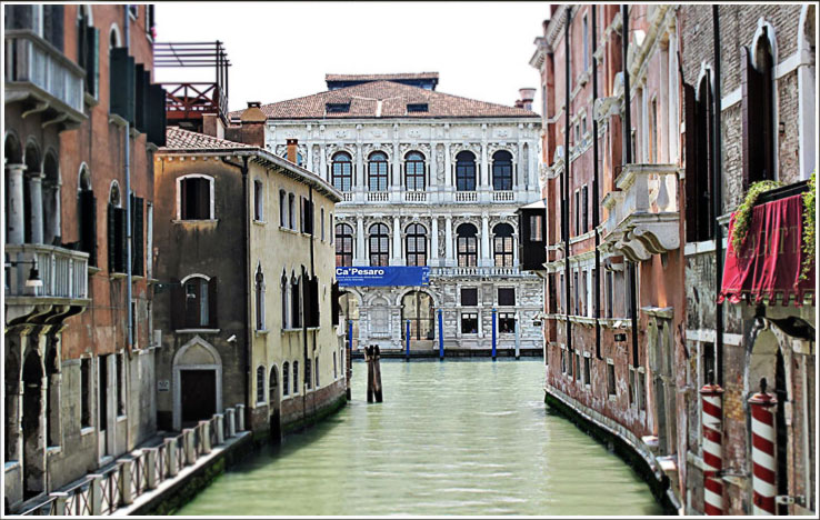 Canals of Venice ..
