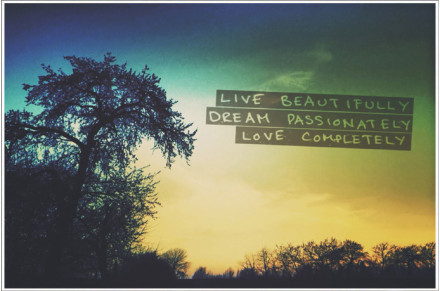 live ..