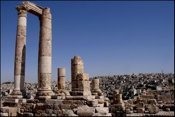 Citadel Hill - Amman ...