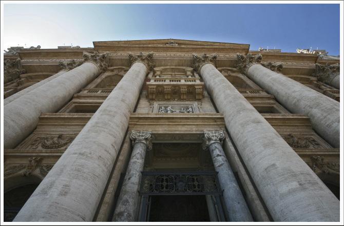 Basilica di San Pietro - Rome