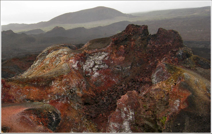 Volcano Sierra Negra - Galapagos