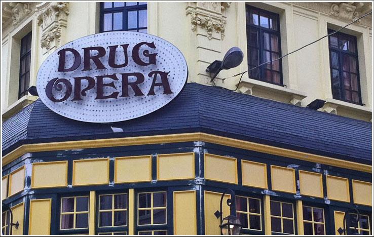 Drug Opera ..