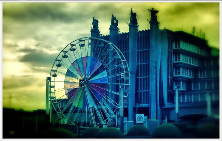 Wheel of Life ..