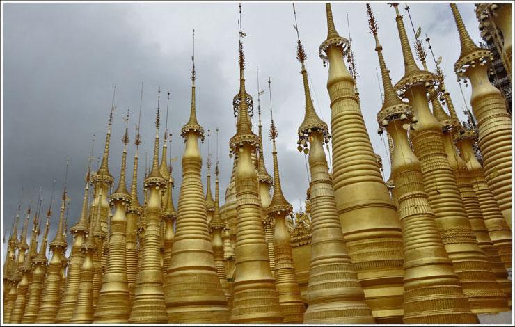 Stupa ..